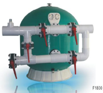 Commercial Sand filter for water treatment plant, ...