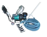 one complet set swimming pool cleaning system