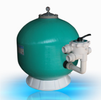 2.0'' Side Mounted Valve Swimming Pool swimming pool silica sand filter, swimming pool equipment(32''-56'' /800-1400mm)