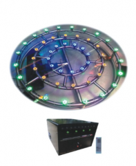 LED Music Dancing 6m Fountain