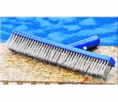 18''/45cm Deluxe Swimming Pool wall Brush cleaning...