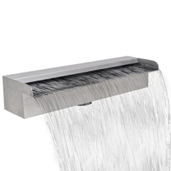 Aquascape Stainless Steel Water Wall Spillway