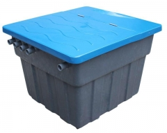 inground one complete swimming pool filter compact