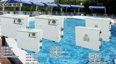 China Factory Price 48W Swimming Pool Spa Heater